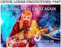 Make Christmas gore...