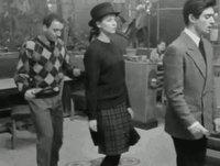 Anna Karina (22 septembre 1940 - 14 décembre 2019), l'égérie de Godard