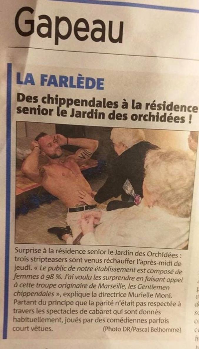 (NB : La Farlède, c'est près de Toulon; orme y aurait déjà réservé une place...)
