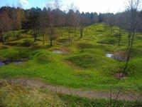 Le champ de bataille de Verdun aujourd'hui