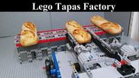 Machine à tapas en Lego