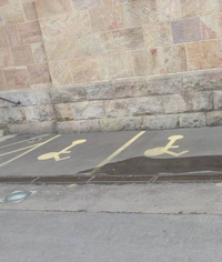Le parking des Kardashian