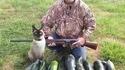 Magnifique tableau de chasse pour un con...combre...