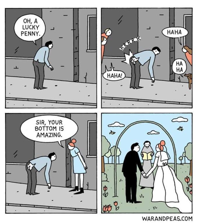 Une histoire de cul.