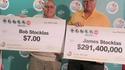 Le même jour, deux frères gagnent à la loterie