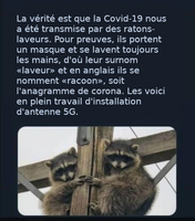 Attention aux conspiratons !