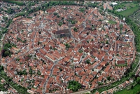 Quelle est selon vous la particularité de la ville de Nördlingen?