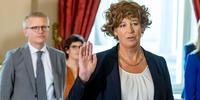 Petra De Sutter est la première ministre transgenre de l'Europe.
