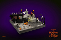 The nightmare before christmas , en lego