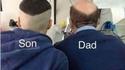 Père et fils sont complémentaires !