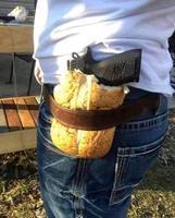 Dans le Sud-Ouest, on appelle çà une pistolétine...