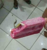 Mmmmh la bonne glace !!!
