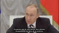 Kan Monsieur Poutine fait le tri