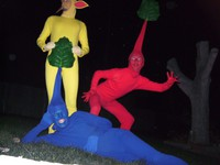 Cosplay pikmin