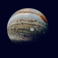 Dernière prise de vue de Jupiter