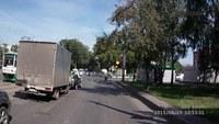 RoadRage en Russie. Idiot