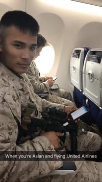 Quand tu es Asiatique et que tu prends l'avion...
