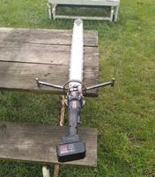 Chainsword low budget