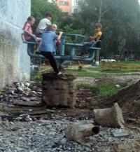 sécurité jeux d'enfants niveau : Russie