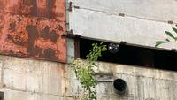 Inspection du reacteur 5 de Tchernobyl par un drone