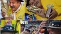 LE supporter brésilien