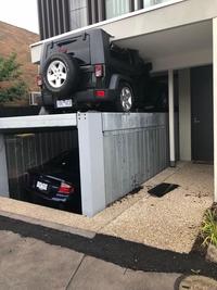 La bonne idée des garages escamotables