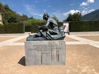Une citation intéressante de Marat au musée de Vizille (Isère)