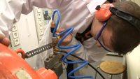Au laboratoire : le making of