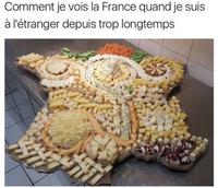 La France : ses mangeurs de fromages