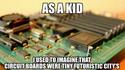 Quand j'étais petit...