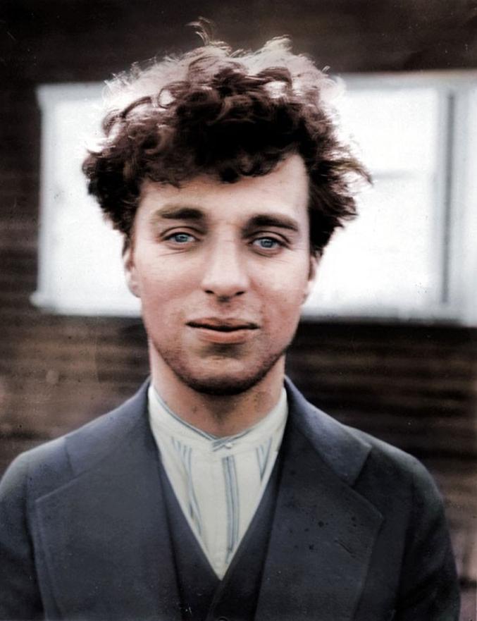 Et non, ce n'est pas Cillian Murphy, mais Charlie Chaplin !