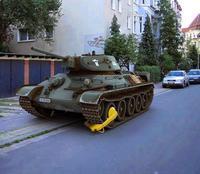 Méchant tank