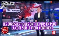 Propagande russe sur la France et contre l'Europe