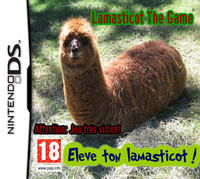 Lamasticot The Game