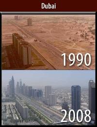 Dubaï c'est un peu comme un pokemon...
