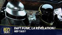 Les Daft Punks démasqués