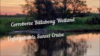 Corroboree Billabong Wetland Cruises - Croisière au coucher du soleil