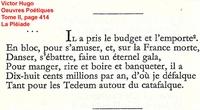 Victor Hugo: un visionnaire?