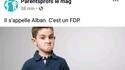 Votre enfant est-il un FDP?