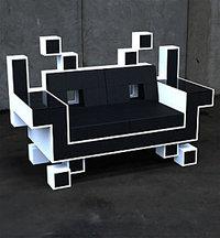 Sofa de geek