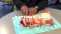 Couper le bébé