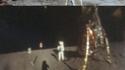 La meilleure image qu'on ait de Neil Armstrong sur la Lune