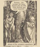 Adam et Eve, les premiers