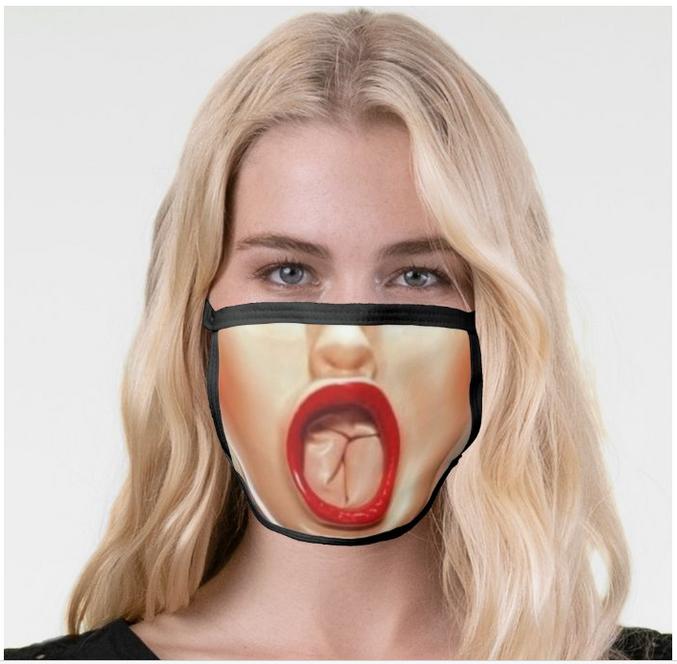Les masques vont bientot être obligatoire partout en tout temps ... Montrez-nous ce que vous oseriez :D