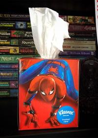 SpiderKleenex