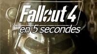 Fallout 4 en 5 secondes