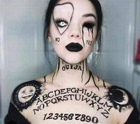 Maquillage Ouija