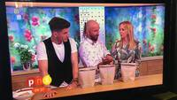 Magic trick goes wrong live on breakfast TV