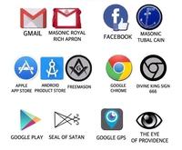 Les icônes de la conjuration