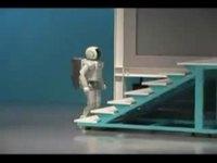 La chute d'ASIMO
